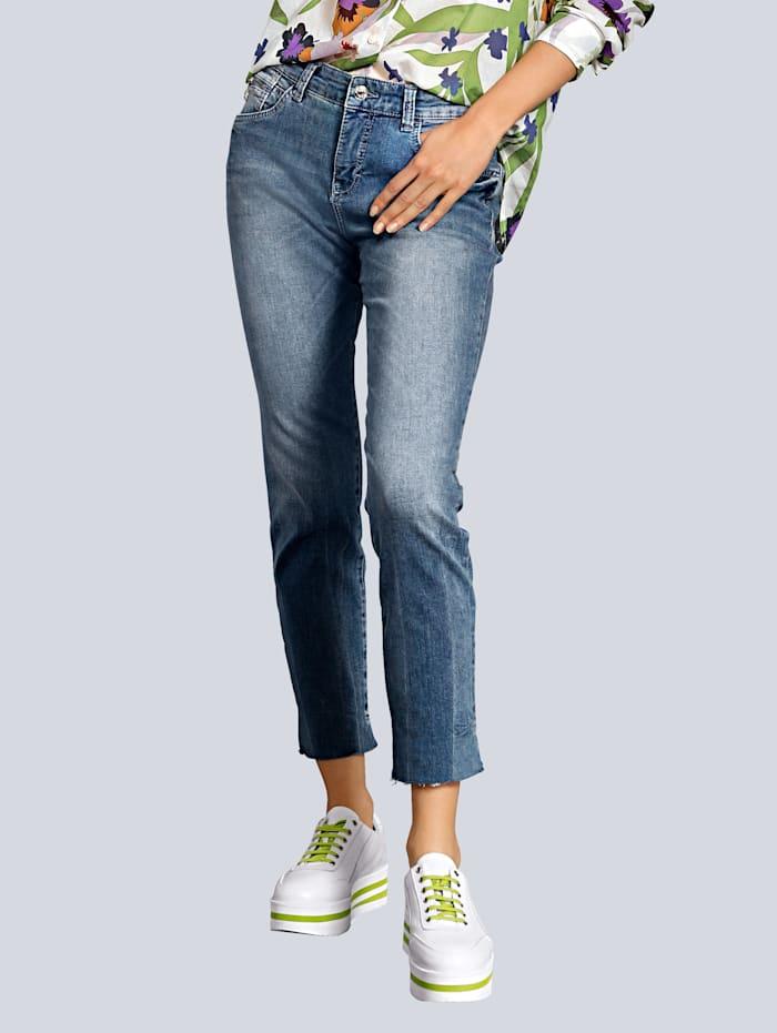 MAC Jeans im perfect fit forever, Blau