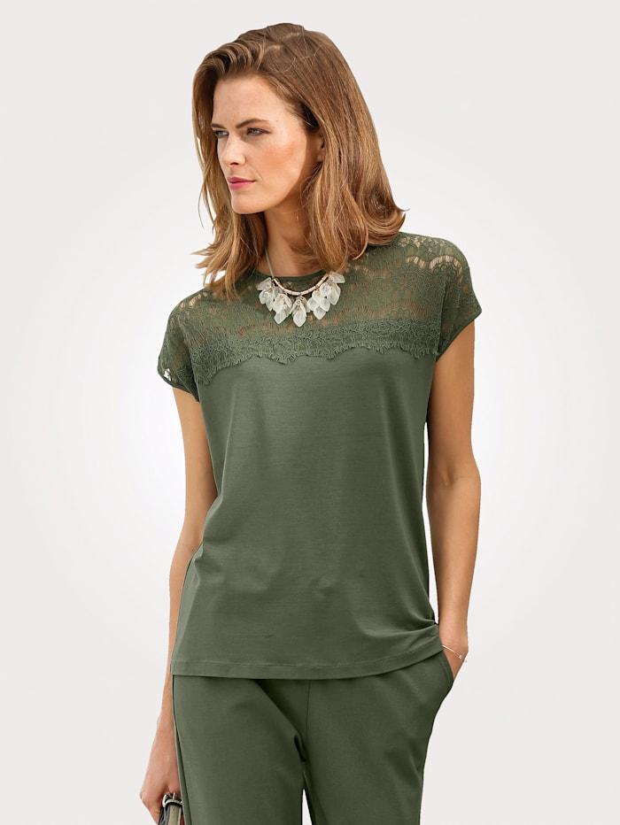 MONA Shirt, Oliv