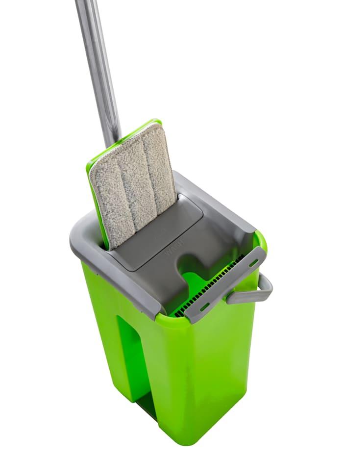 Clever Clean Wasch & Dry wisser, Groen