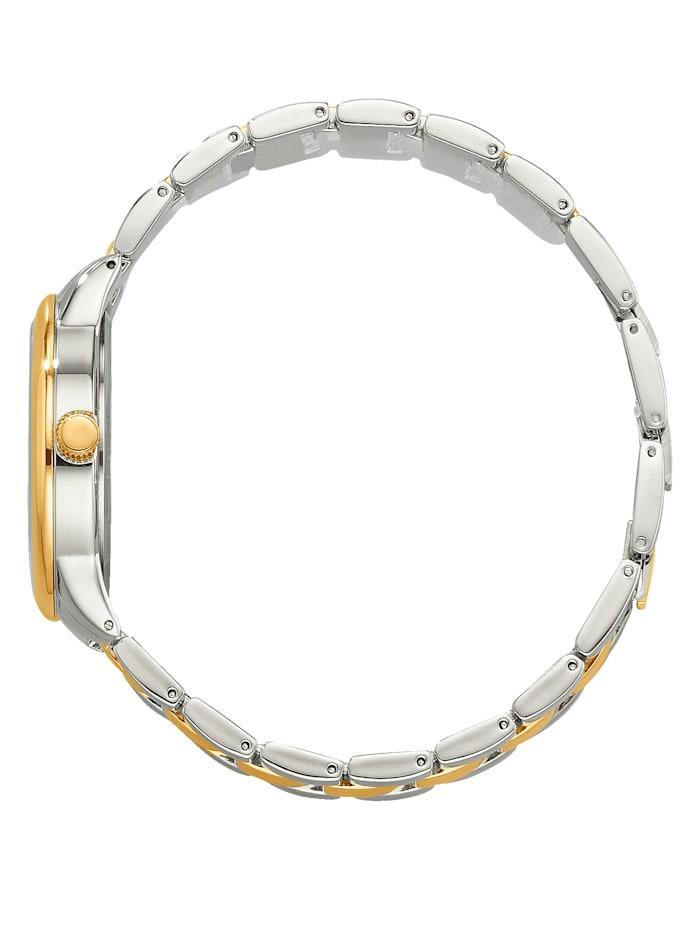 Damenuhr gold/silber