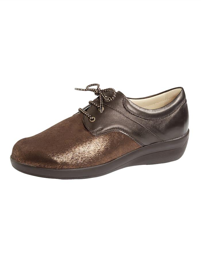 Naturläufer Šněrovací obuv, Bronzová