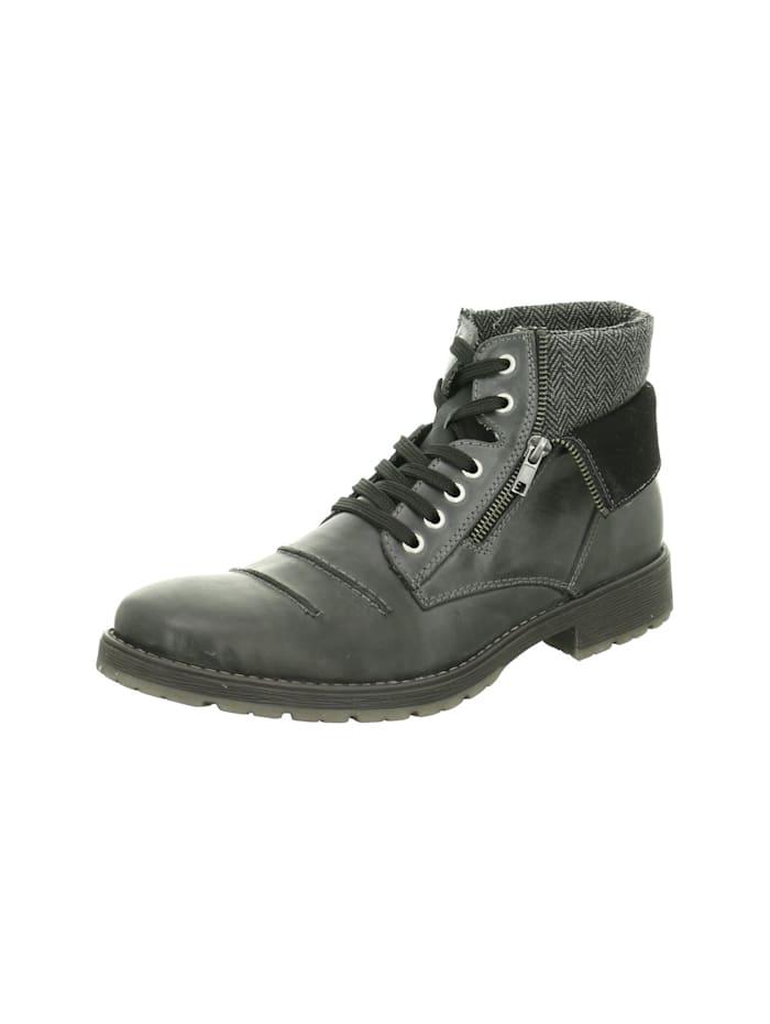 Rieker Stiefel, schwarz
