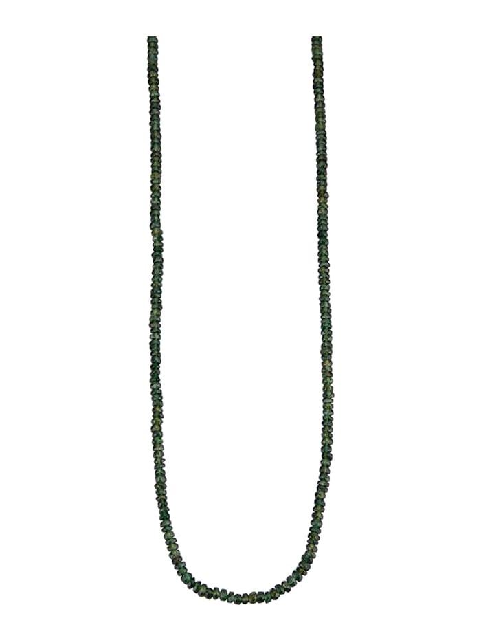 Turmalinhalsband, Grön