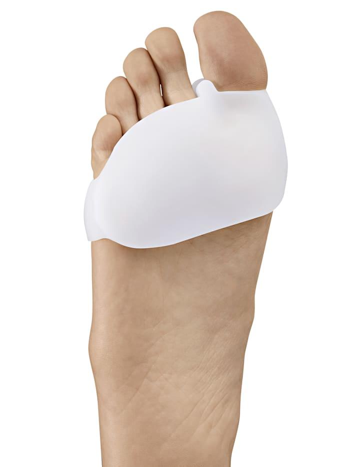 Chránič bruška prstov na nohách 2 v 1