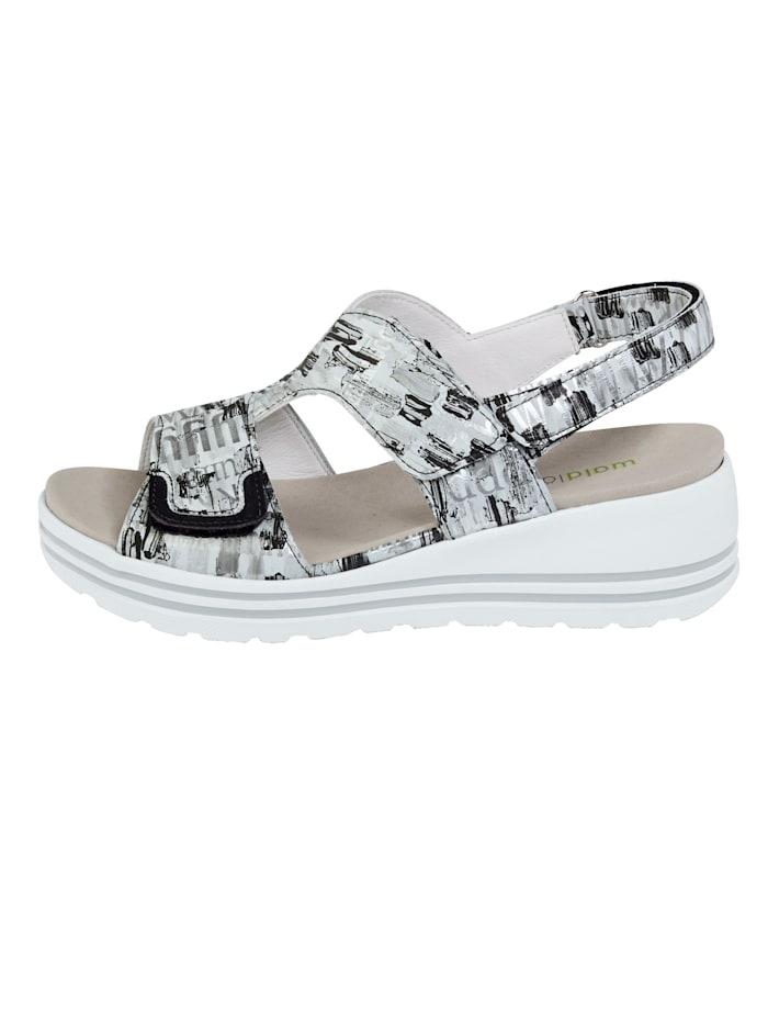 Kiilakorkoiset sandaalit
