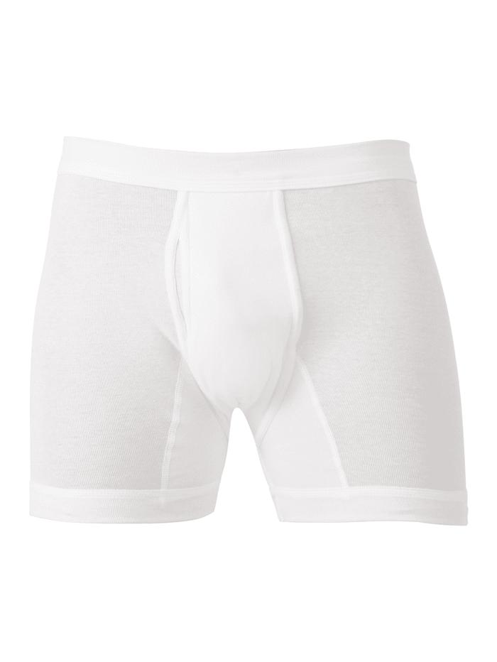 Herren Unterhose aus Biobaumwolle im Doppelpack