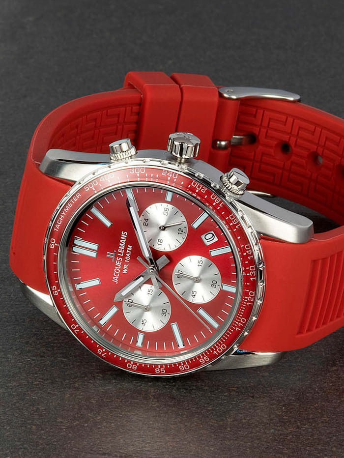 Unisex-Uhr Chronograph Serie: Liverpool, Kollektion: Sport 1-2059E
