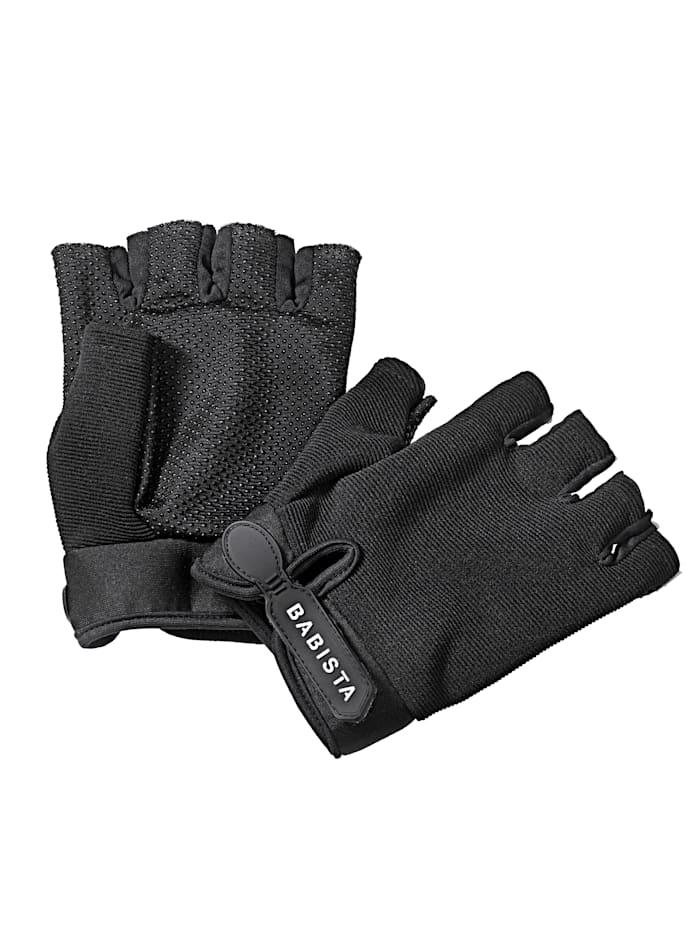 BABISTA Fietshandschoenen, Zwart/Grijs