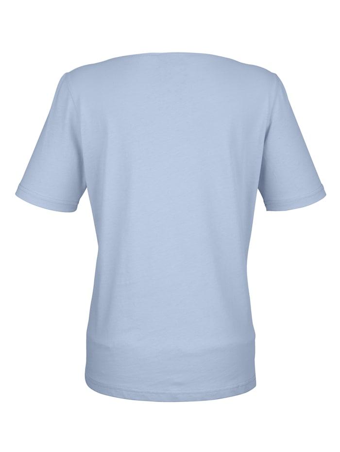 Shirt mit Urlaubsmotiv