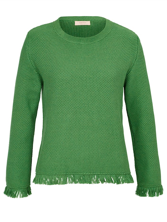SIENNA Pullover, Grün