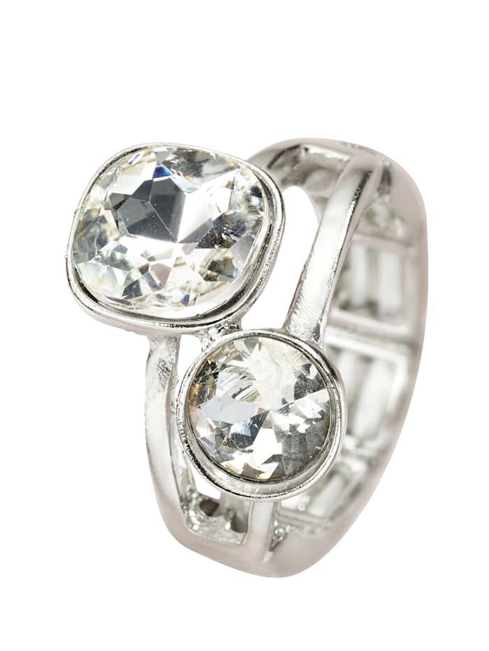 KLiNGEL Ring, Silberfarben