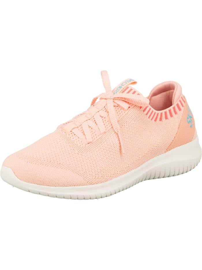 Skechers Ultra Flex Rapid Attention Slip-On-Sneaker, koralle