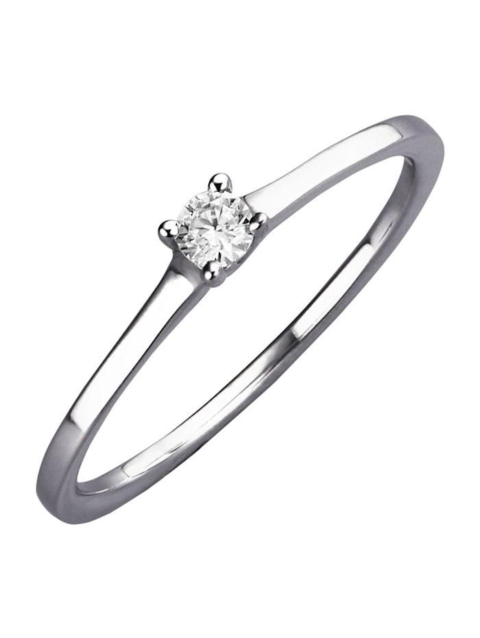 Ring, Hvitgullfarget