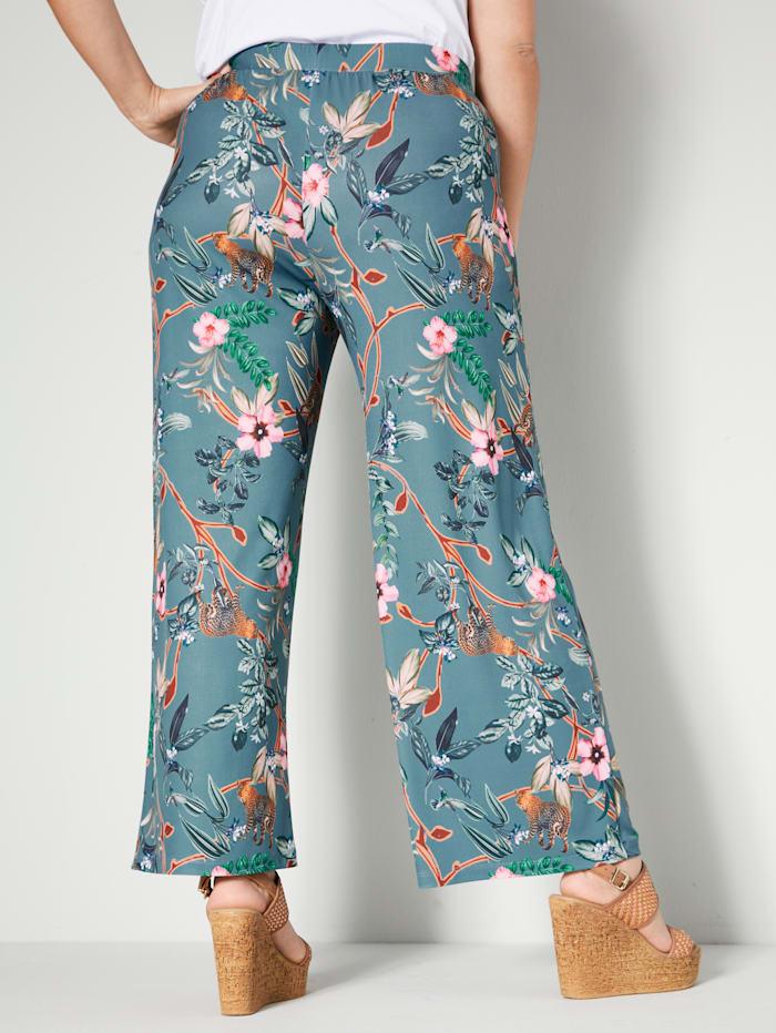 Kalhoty Straight Fit střihu