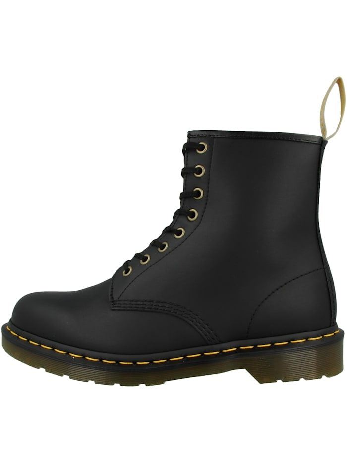 Dr. Martens Boots Vegan 1460, schwarz