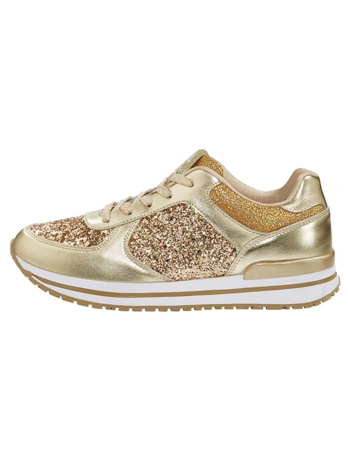 Sneakers med EVA-mellansula
