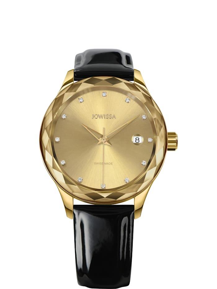 Jowissa Quarzuhr Tiro Swiss Ladies Watch, gold