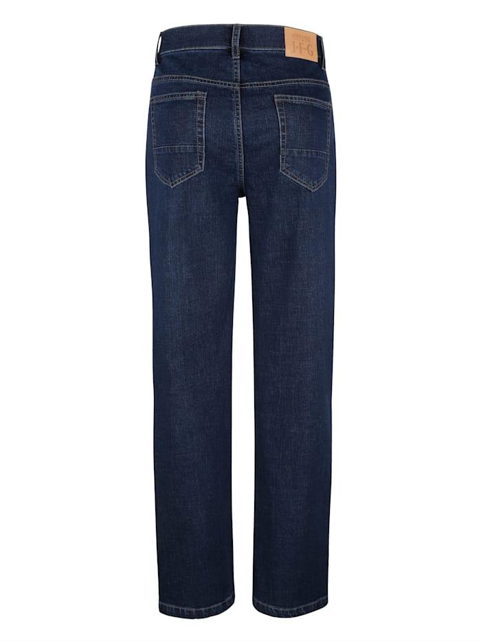 5-Pocket Jeans in trageangenehmer Qualität