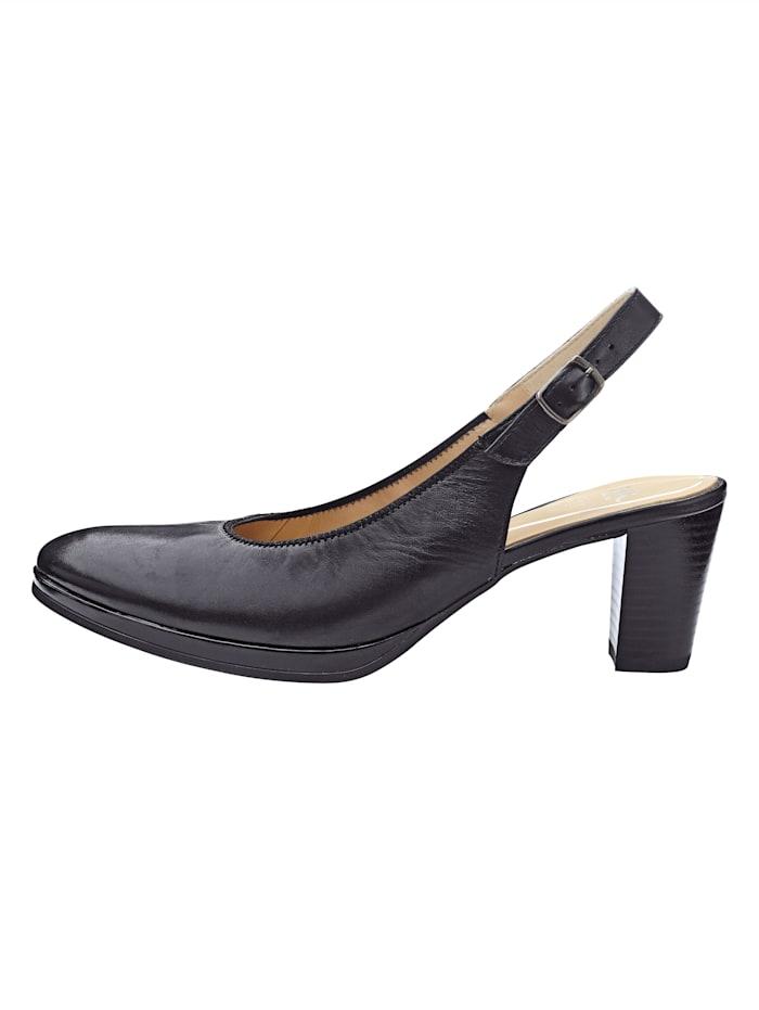 Sling back -kengät