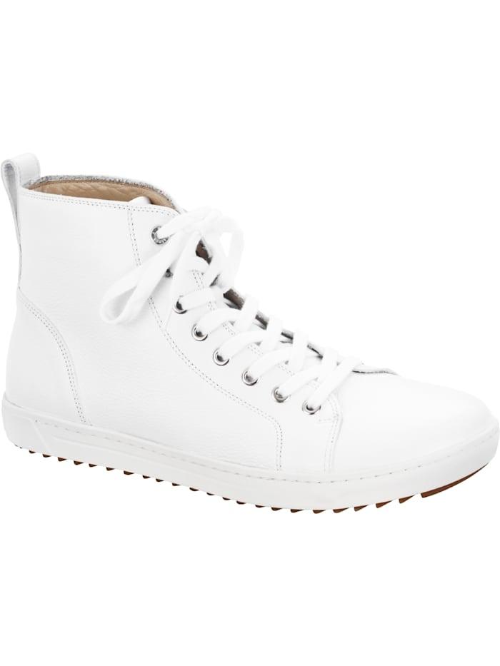 Birkenstock Sneaker high Bartlett Naturleder normal, weiss