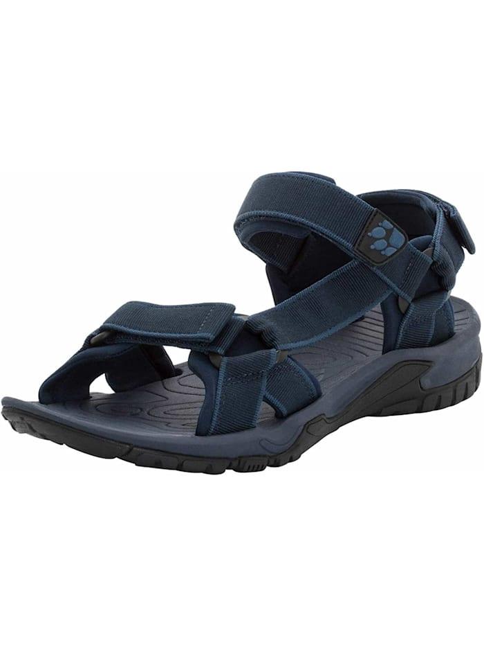 Jack Wolfskin Sandalen, blau