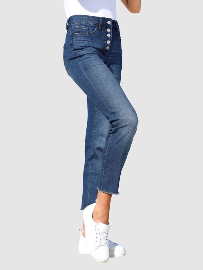 Dress In Jeans Sabine extra slim, Blue stone