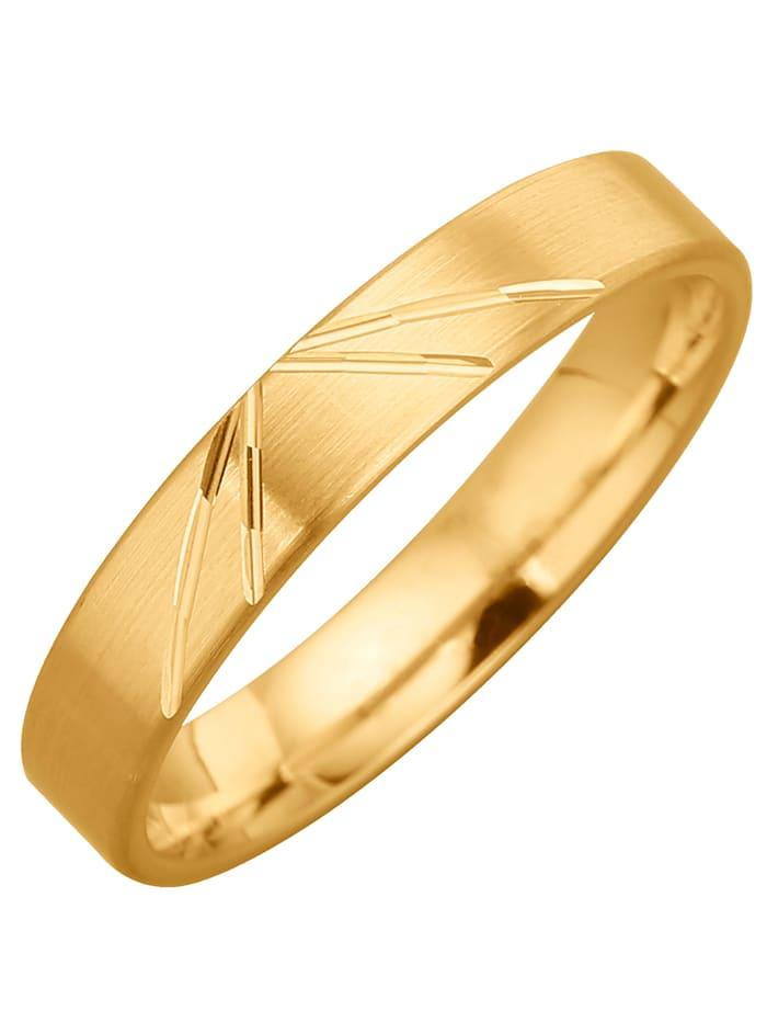 Harmony Alliance en or jaune, Jaune