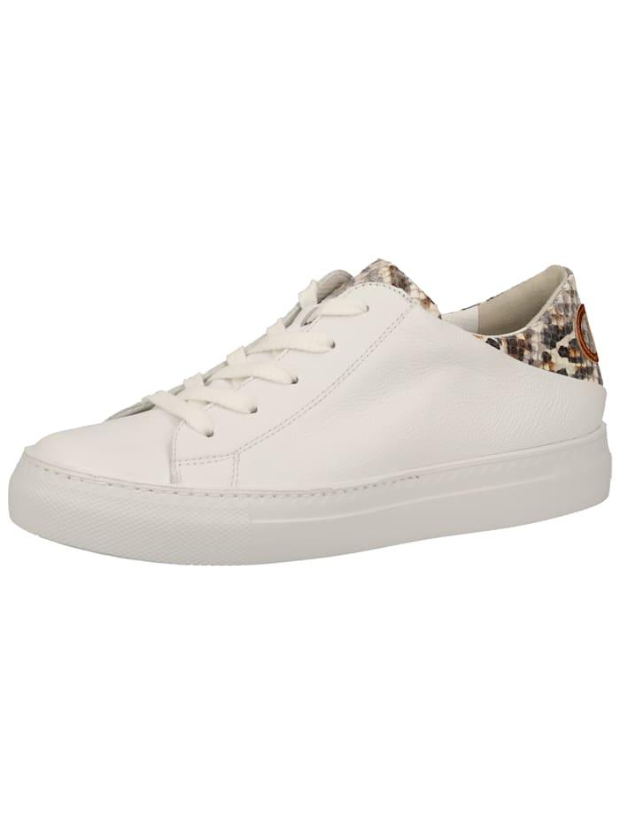 Paul Green Paul Green Sneaker, Weiß/Orange