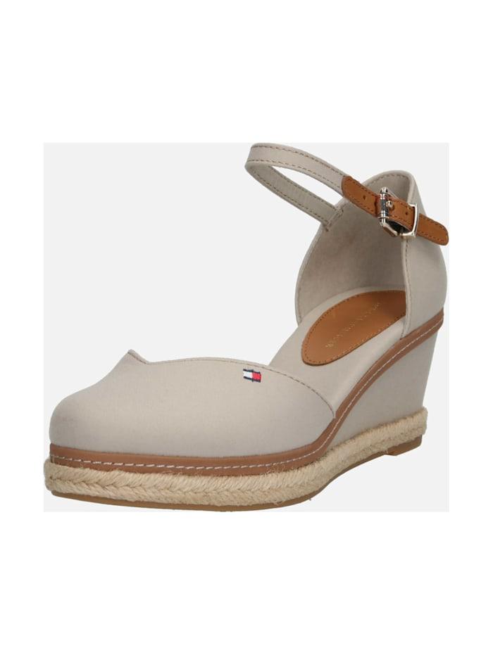 TOMMY HILFIGER Sandalen/Sandaletten, beige