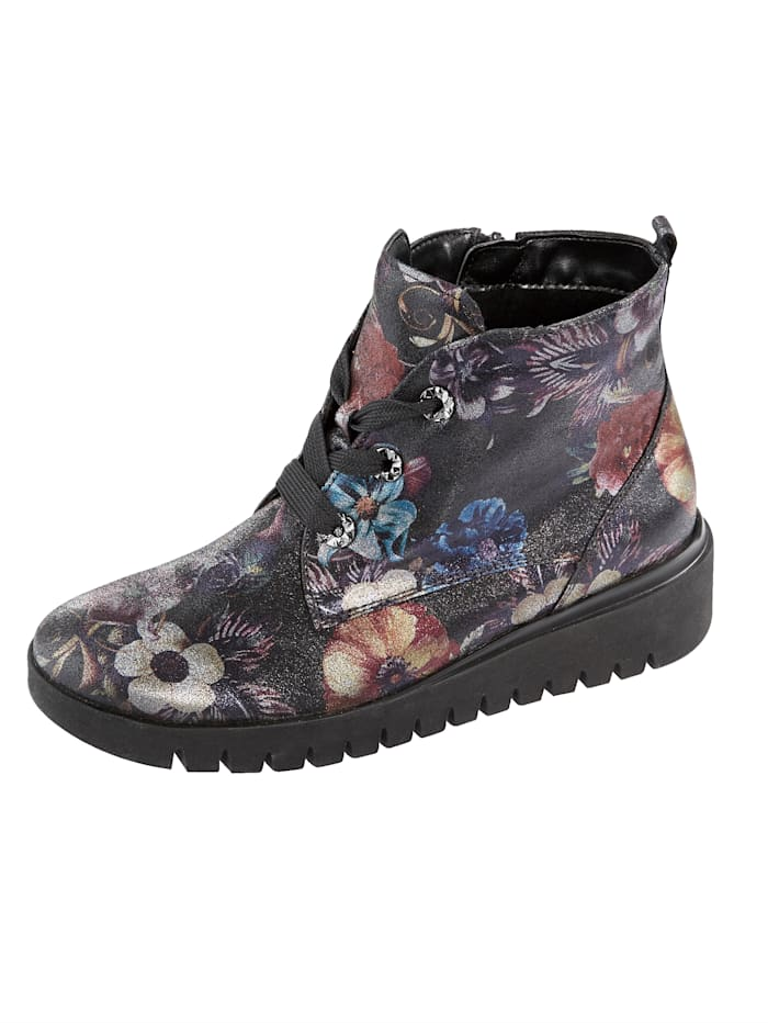 Waldläufer Lace-up Ankle boots, Multi