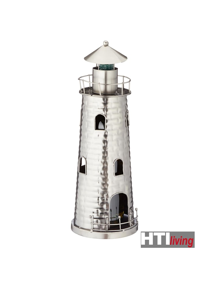 Weinflaschenhalter Leuchtturm