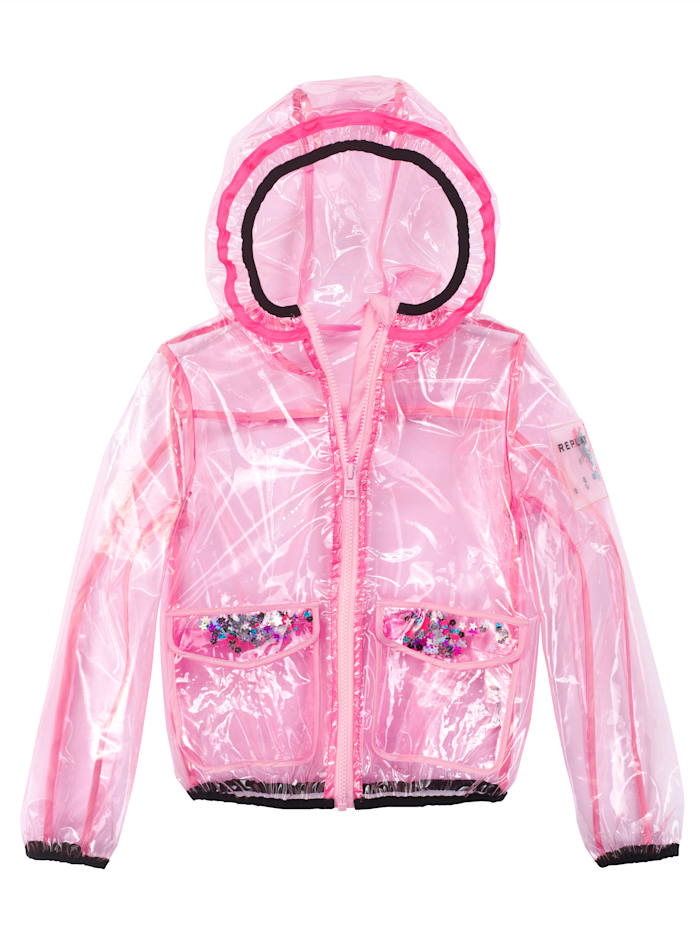 REPLAY Jacke Kids, Rosé