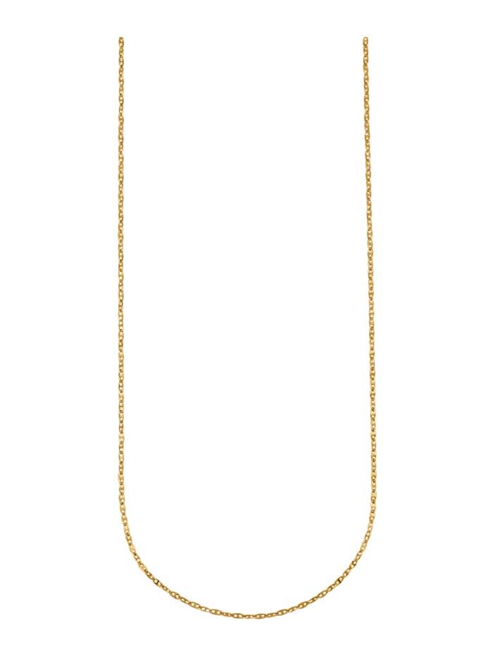 Ankerketting in goudkleur, Geelgoudkleur