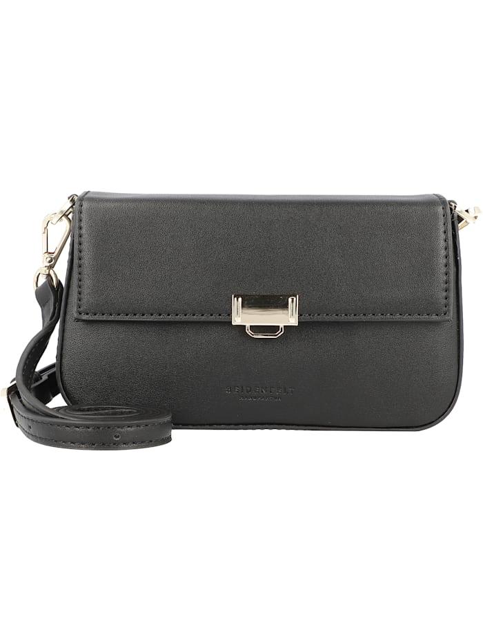 Seidenfelt Lund 2 Mini Bag Umhängetasche 16 cm, black