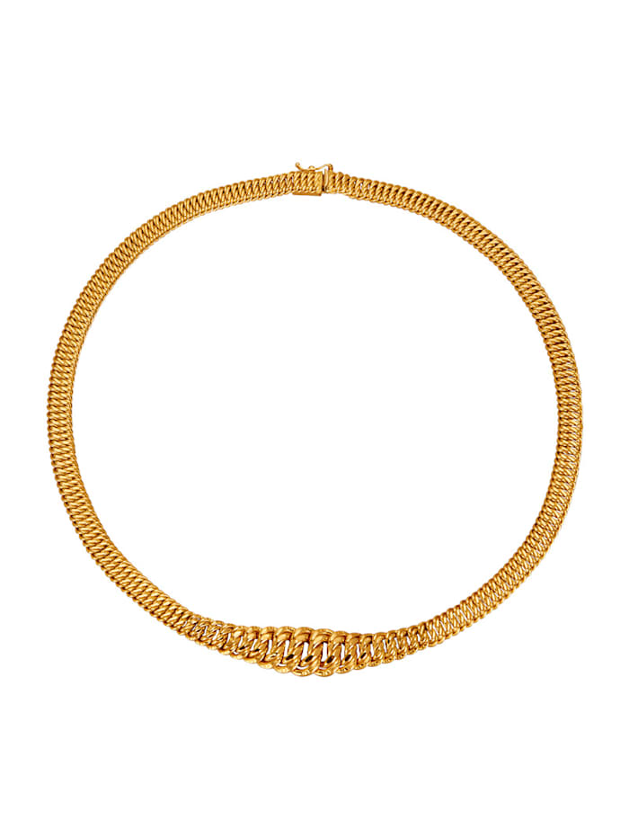 Amara Gold Collier, Gelbgoldfarben