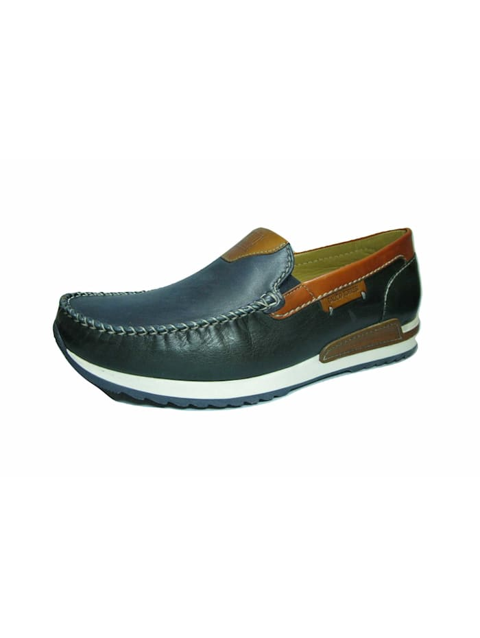 Galizio Torresi Slipper, blau