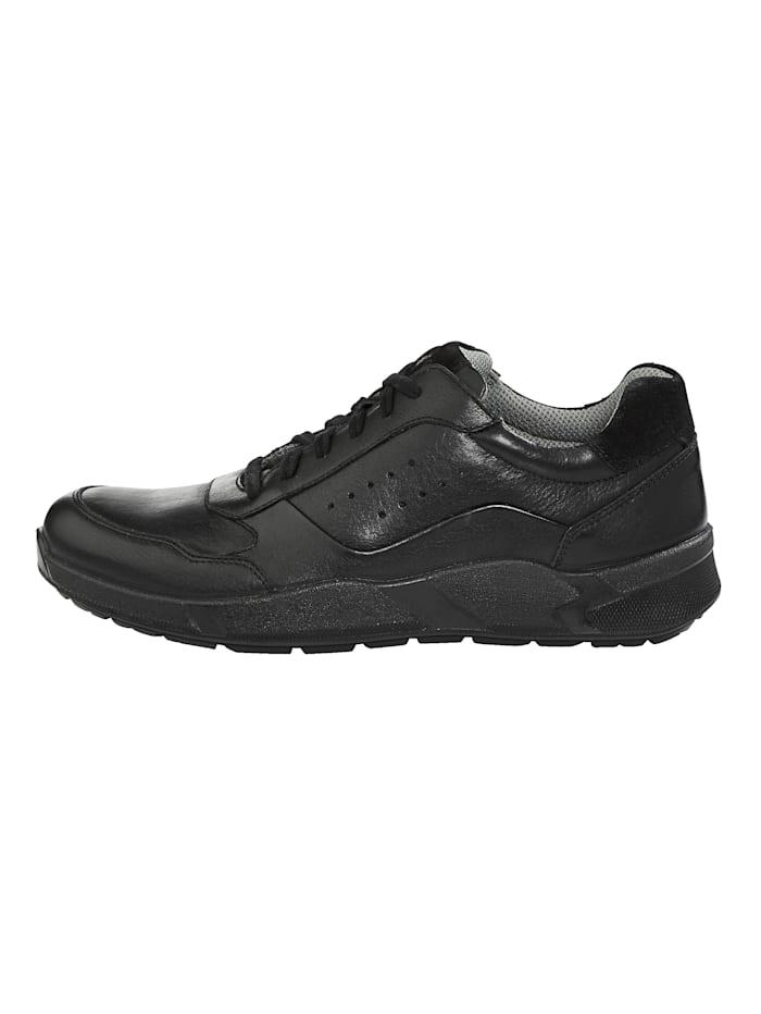 Šnurovacia obuv so štýlovou podrážkou