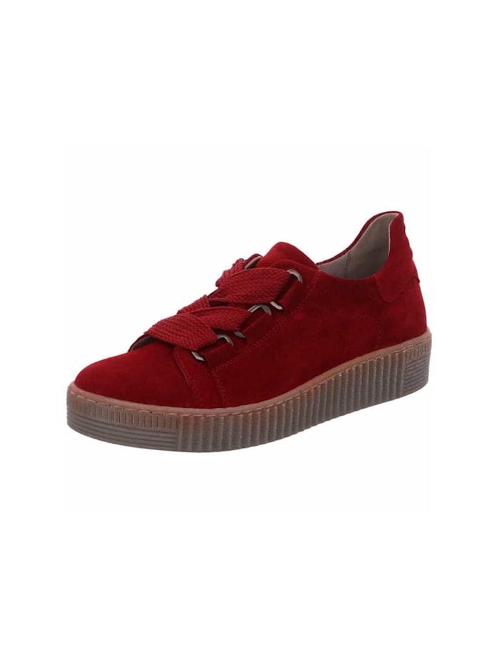 Gabor Sneaker von Gabor, rot
