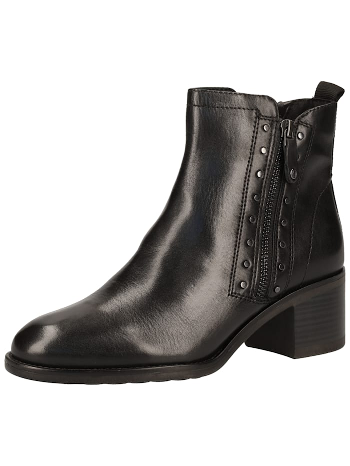 BE NATURAL BE NATURAL Stiefelette, Schwarz