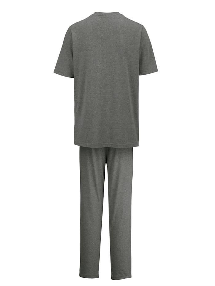 Pyjama avec pantalon et short Lot