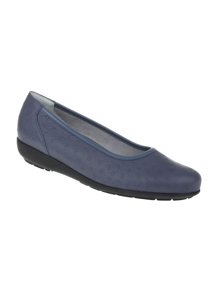 Natural feet Ballerina Celine, Blau