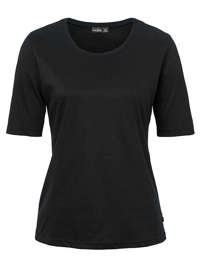 van Laack Shirt, Schwarz
