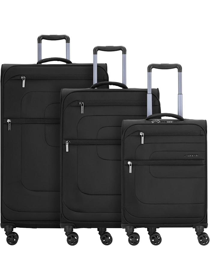 Classic 4-Rollen Kofferset 3tlg. 3-teilig