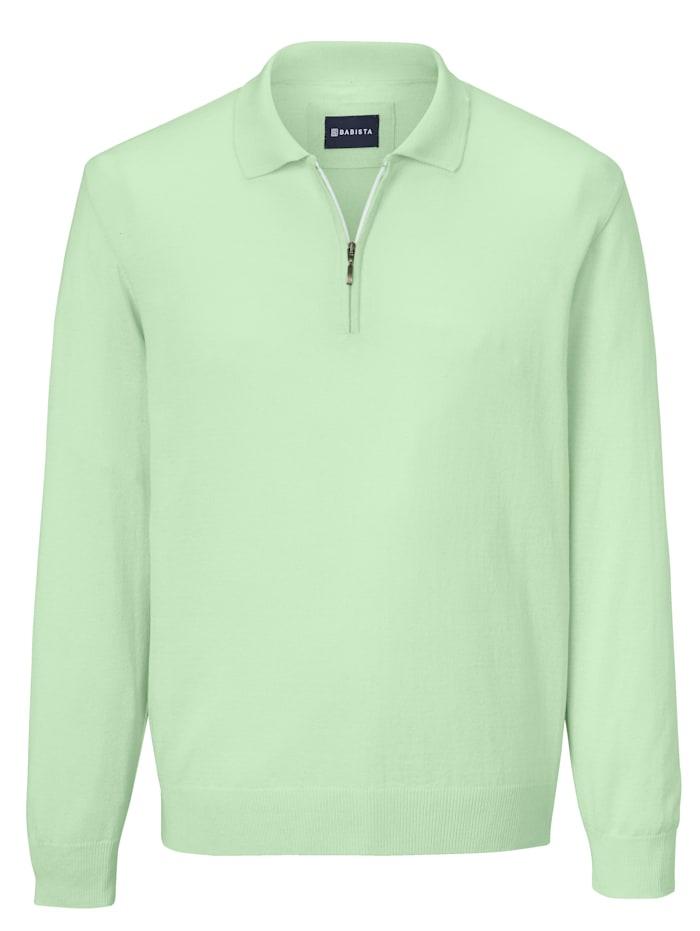 BABISTA Pullover in pflegeleichter Qualität, Hellgrün