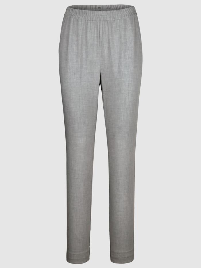 Pantalon à taille entièrement extensible