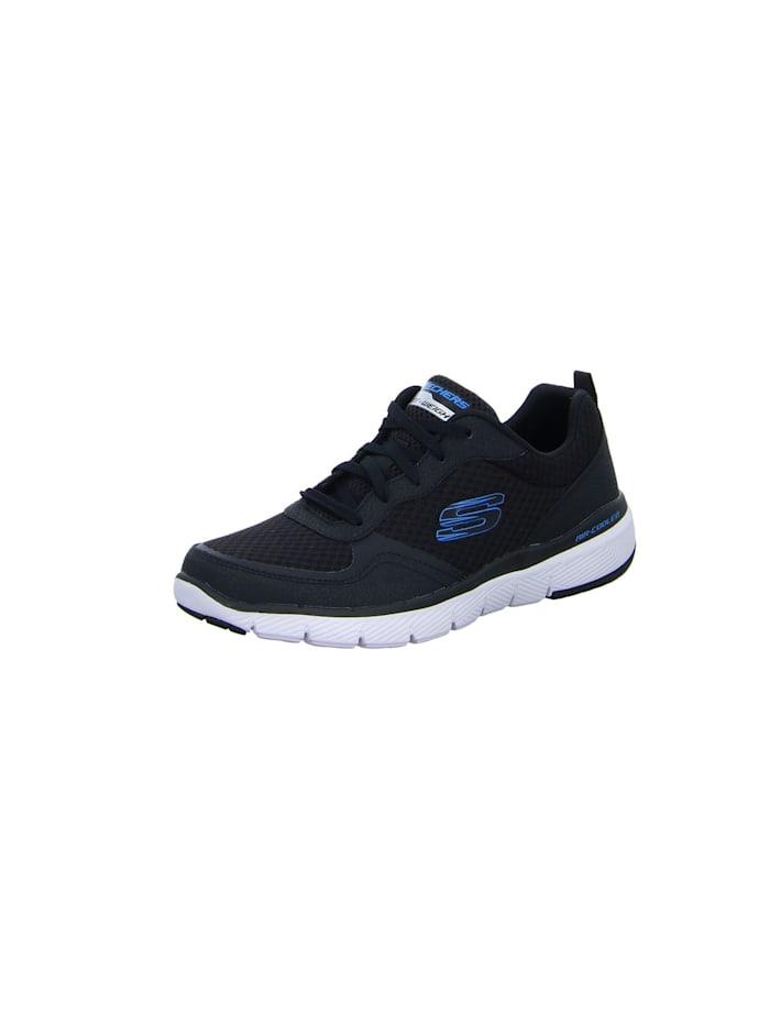 Skechers Schnürschuhe, schwarz