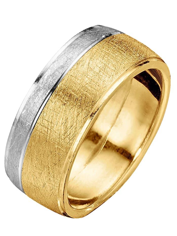 Bague partenaire en or jaune