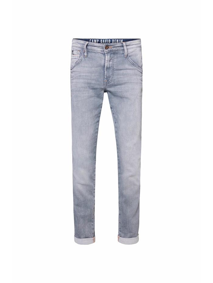 Jeans DA:VD aus Jogg Denim im Used Look