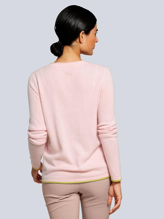 Pullover aus reinem Kaschmir