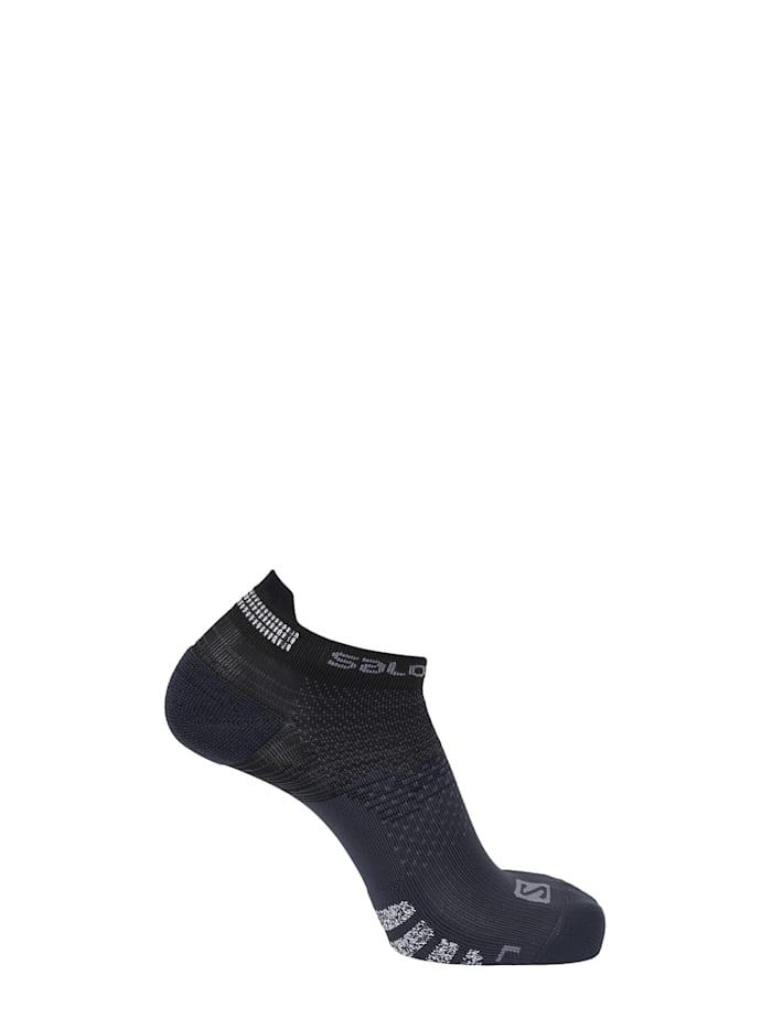 Salomon Socken 1er Pack mit atmungsaktiver Funktion, LBLACK/EBONY
